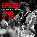 """107: Episode 92: Ashton Sims Part One: """"Stop eating that crap, call your mum, you're playing first grade this weekend"""""""
